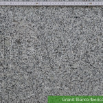 Granit Bianco Iberico poliert