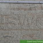Granit Ivory Fantasy Poliert