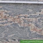Granit Juparana Colombo Poliert