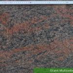 Granit Multicolor Poliert